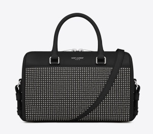 Saint Laurent Duffle clouté